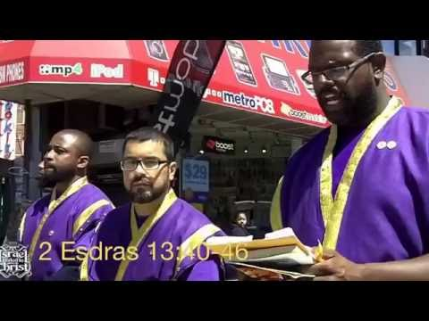 Historical Facts PROVE Puerto Ricans and Hispanics Are The Israelites - IUIC