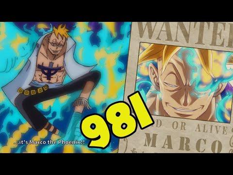 """""""Phượng Hoàng"""" MARCO, NEKOMAMUSHI, IZO Tới Wano Quốc [One Piece Phân Tích Chapter 981]"""
