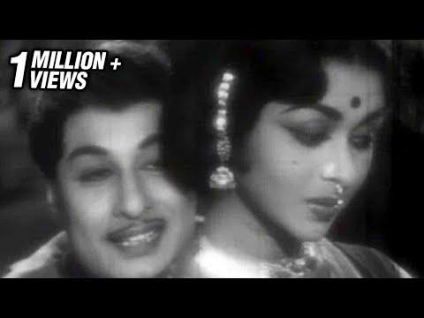 Maan Allavo Kangal - MGR, Saroja Devi - Neethikku Pin Paasam Tamil Song