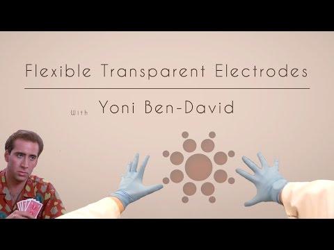 Flexible Transparent Electrodes - Lab Video