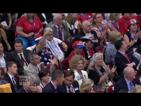 Rep.  Marsha Blackburn | Full Speech | 2016 Republican National Convention