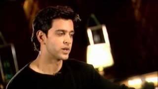 Hrithik Roshan talks about Na Tum Jaano Na Hum