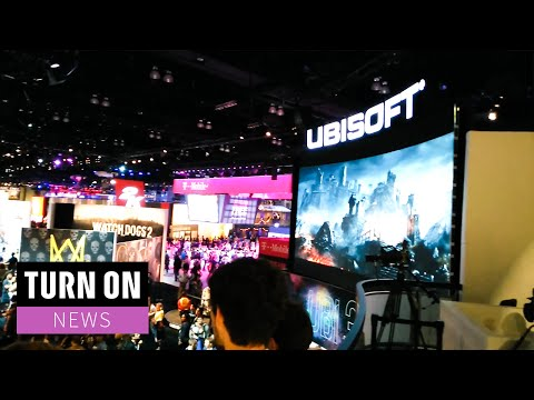 E3 2016 // Electronic Entertainment Expo in L.A. – TURN ON News Spezial