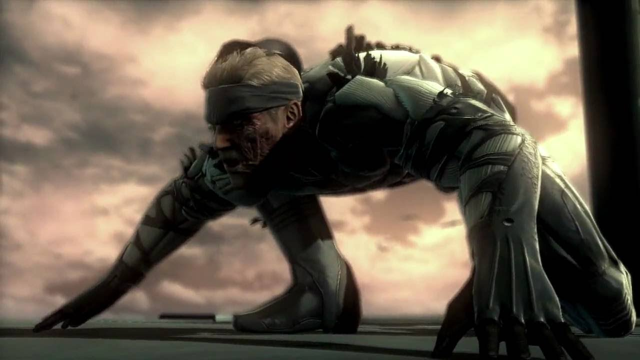 The Metal Gear Solid Movie Just Took A Big Step Forward