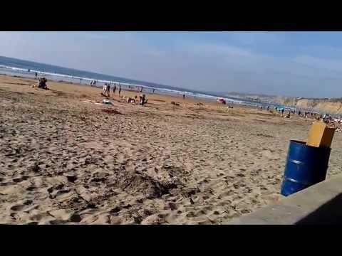 La Jolla Shores: a California beach