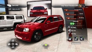 Test Drive Unlimited 2 - Unofficial Patch vehicles - Jeep Grand Cherokee SRT8