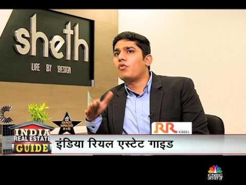 India real estate guide 'Sheth Corp's Zuri' Thane