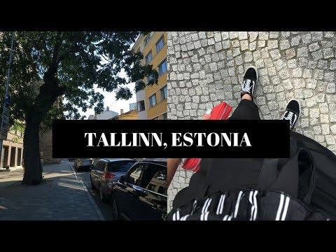 TRIP TO TALLINN, ESTONIA - VLOG