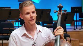 Minnesota Orchestra: Cello Demonstration