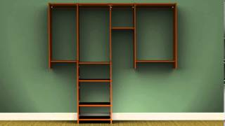 Closets To Go Custom - Closet Solutions: Installation Video
