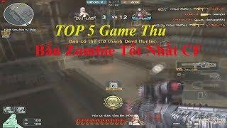 TOP 5 Game Thủ Bắn Zombie Tốt Nhất Đột Kích Việt Nam 2017✔