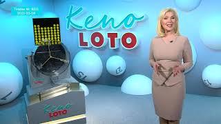 KENOLOTO 9211 tiražas
