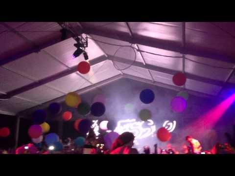 Alesso's 21st Birthday Bash Governor's Island (07/07/12) - ID w/ R.E.M. - Losing My Religion