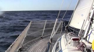 Suomenlahti, tuuli jopa 14 m/s - osa 2
