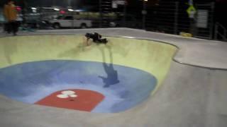 N-i-n-a Bol Walnut Creek Skatepark