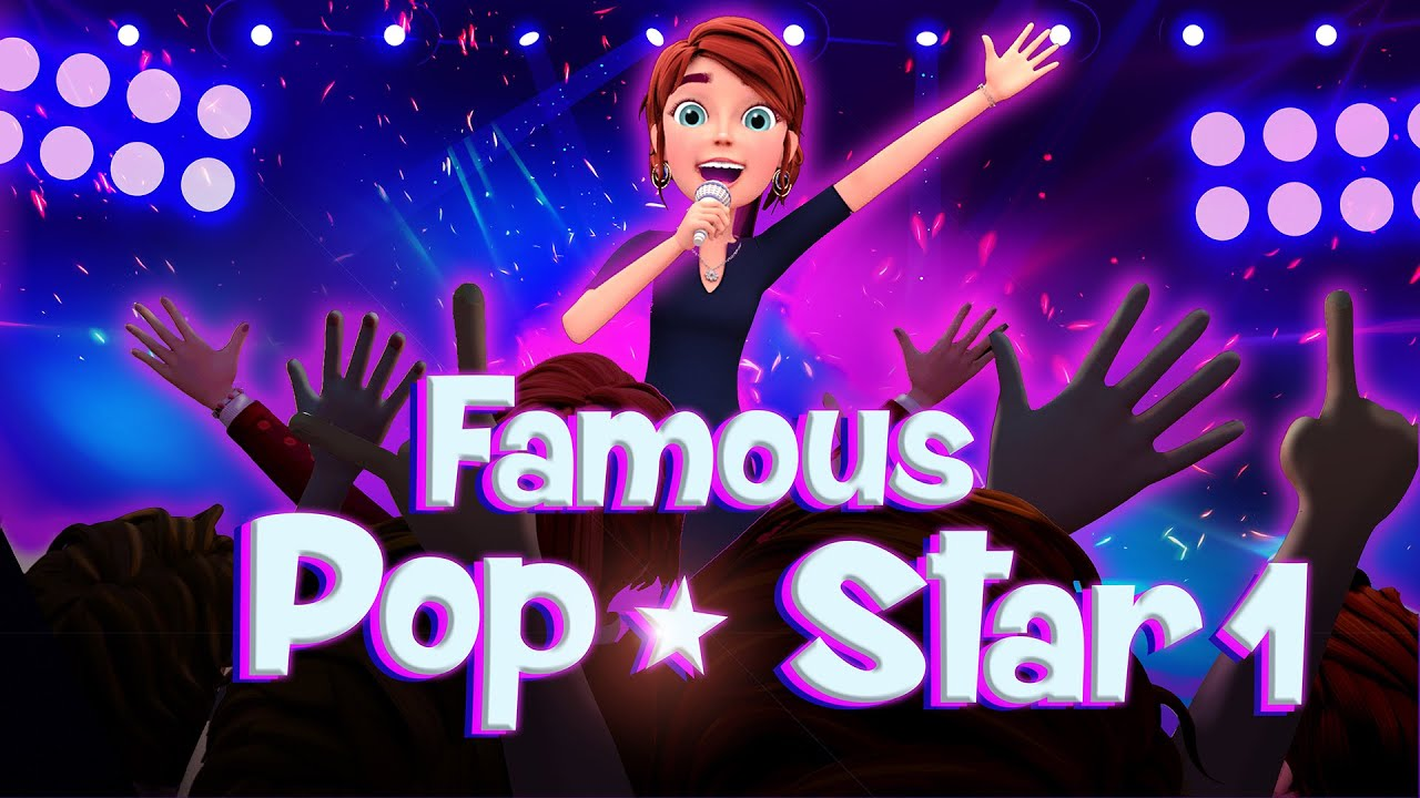 How I Became A Famous Popstar - Voice-out - 3D Animation Stories