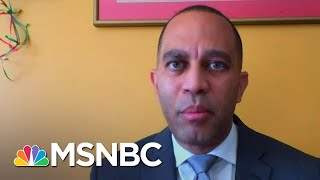 Rep. Jeffries: Congress Virus Relief Plan 'Must Make A Difference' | Stephanie Ruhle | MSNBC