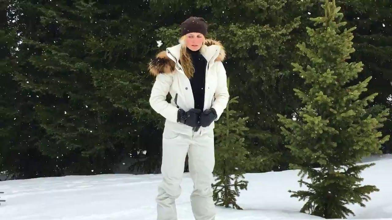 Authier Luxury Ski Wear 2016 2017 Youtube