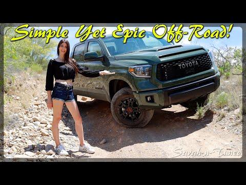 Off-Road Desert Torture Test! // 2020 Toyota Tundra TRD Pro