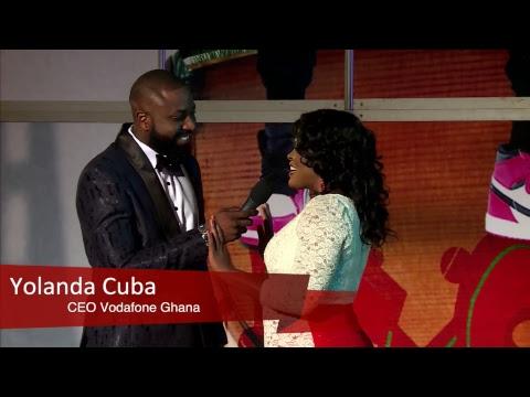 Vodafone Ghana Music Awards 2017 Live Stream