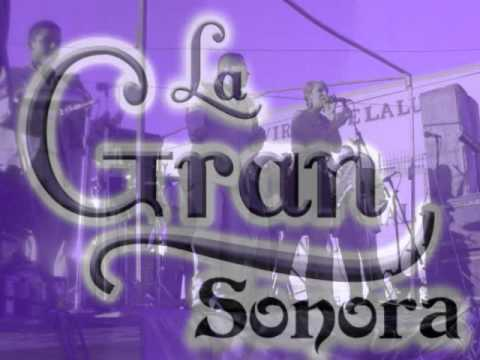 MIX LA GRAN SONORA ( VOZ FEMENINA)