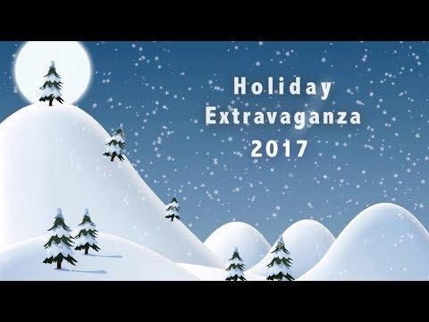 Holiday Extravaganza 2017 | Bridgewater State University Music Department