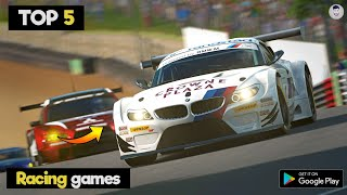 Top 5 Car ra¢ing games for android hindi | Best racing games on Android 2021