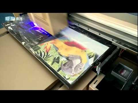Non woven Fabric Digital UV Printer NC-UV0609