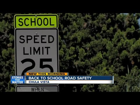 Schools promote safety, sharing the road as San Diego students head back to class