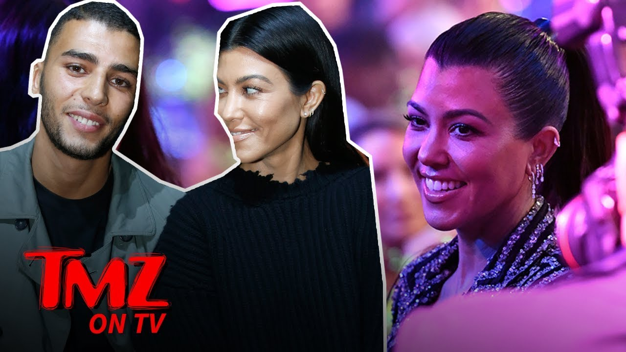 Kourtney Kardashian Back As a Couple with Ex BF Younes Bendjima | TMZ TV