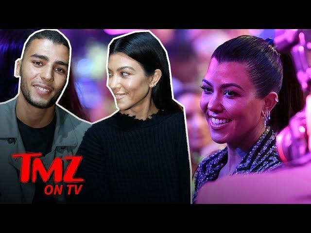 Kourtney Kardashian Back As a Couple with Ex BF Younes Bendjima | TMZ TV