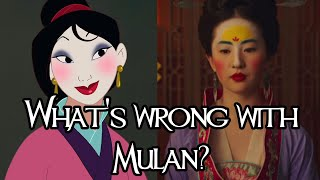 everything wrong with mulan 2020 (a review) 🐉⚔️👄
