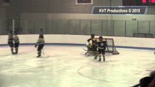 Shady Side Academy Boys Prep Ice Hockey vs Pittsburgh Selects U18 AAA Highlight Video 10-10-15