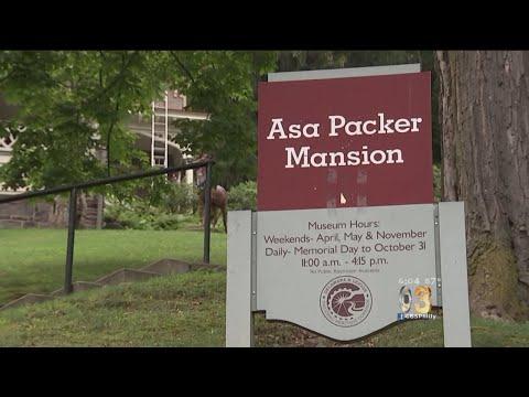SummerFest: Step Into Jim Thorpe History At Asa Packer Mansion