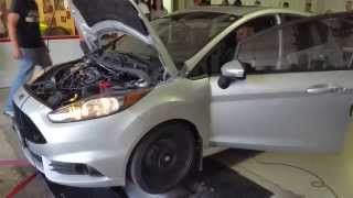 2014 Fiesta ST (1.6 Ecoboost) Stage 3 Dyno