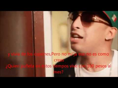 Sentimientos De Un Ganster (Video Official) Con Letra