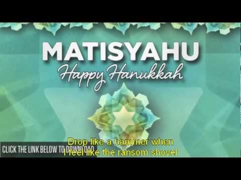 """Matisyahu """"Happy Hanukkah"""" (New Song) - Lyrics"""