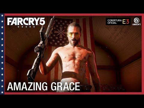 Far Cry 5: E3 2017 Amazing Grace