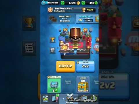 Full legendary deck 2v2+magical cest