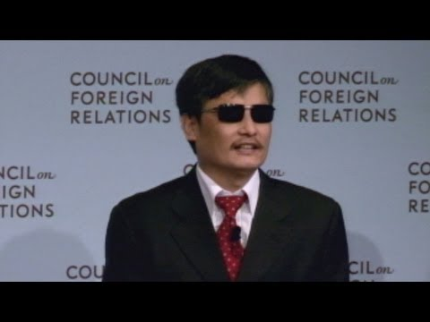 What's Next for Chen Guangcheng?