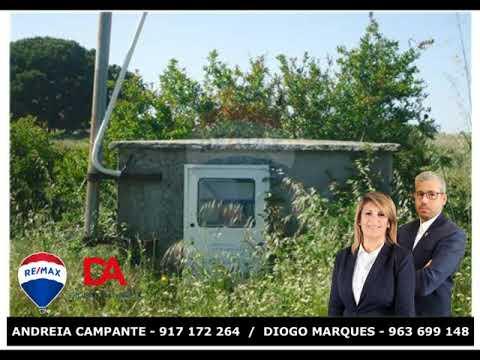 Terreno Rústico – Santo Isidro de Pegões – Montijo – 80.000€