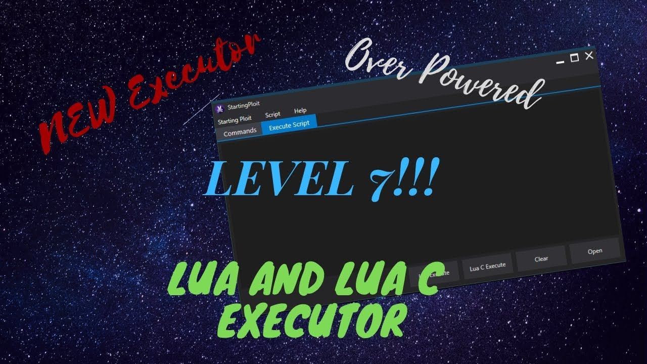 Working Roblox Exploit Level 7 Executor Free And More - roblox script executor level 7 free