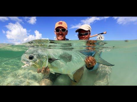 Permit Redemption - Fly Fishing Jardines De La Reina & Cayo Cruz (Cuba)