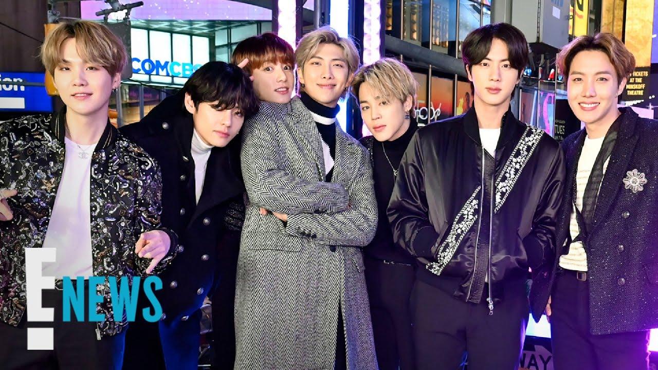BTS Will Perform at the 2020 MTV VMAs News