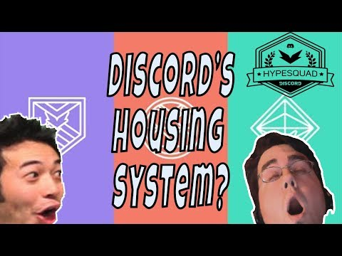 Discord HypeSquad - How The Discord Houses System Works (Bravery / Balance / Brilliance)
