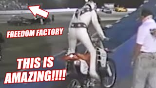 Evel Knievel's Son Jumped the ENTIRE Freedom Factory Back in the Day!!!!
