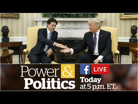 Power & Politics: Justin Trudeau in Washington