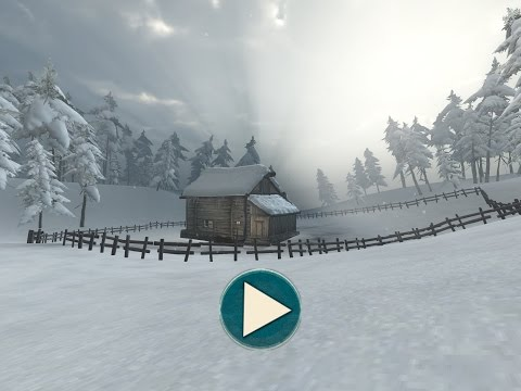 Siberian Survival: Cold Winter Full - Gameplay (ios, ipad) (ENG)
