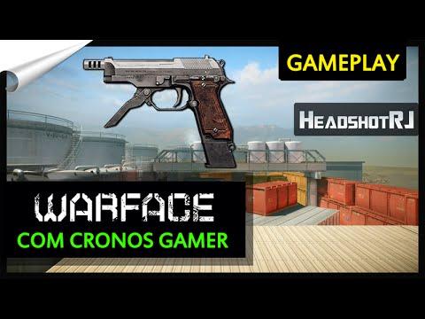Warface Beretta M93R com iCronos