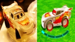 Disney Infinity Lightning Mcqueen Special Edition! Crystal Figures (wii,ps3,xbox360,wii U,3ds)